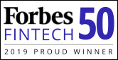 Marqeta on the Forbes Fintech 50